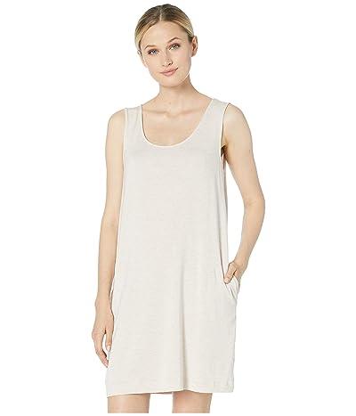 Hanro Natural Elegance Tank Gown (Summer Rose Melange) Women