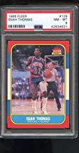 1986 fleer isiah thomas
