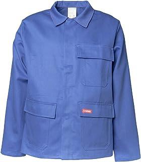 Planam soldador 400 G/m² chaqueta gris