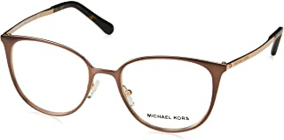 Eyeglasses Michael Kors MK 3017 1188 SATIN BROWN/ROSE GOLD-TONE