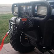 Quadboss Winch Mount System for 95-98 Polaris MAG425-4X4