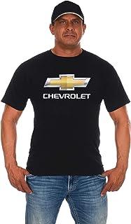 JH DESIGN GROUP Men's Chevy Bow Tie Crew Neck T-Shirt
