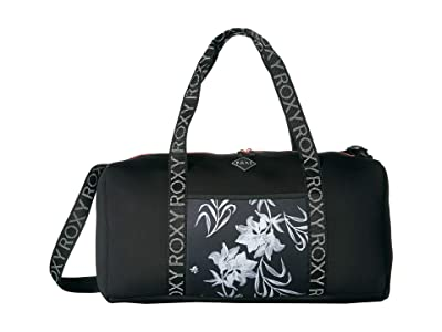 Roxy Moonfire Big Duffel Bag (Anthracite) Duffel Bags