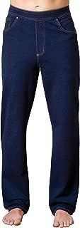 Mens Elastic Waist Pants - Elastic Waist Pants for Men