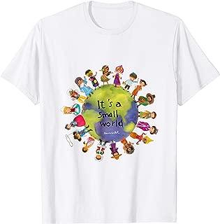 Best it's a small world t shirt Reviews