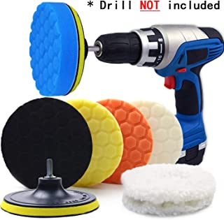 Best buffing pads for cars Reviews
