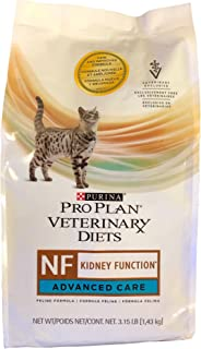 Purina Pro Plan Veterinary Diets 17887 Ppvd Feline Nf Advn Care Cat Food, 3.15 lb