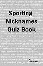 Sporting Nicknames Quiz Book