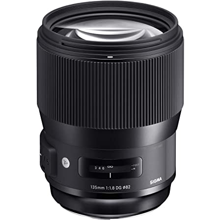 SIGMA 単焦点望遠レンズ Art 135mm F1.8 DG HSM ニコン用 フルサイズ対応