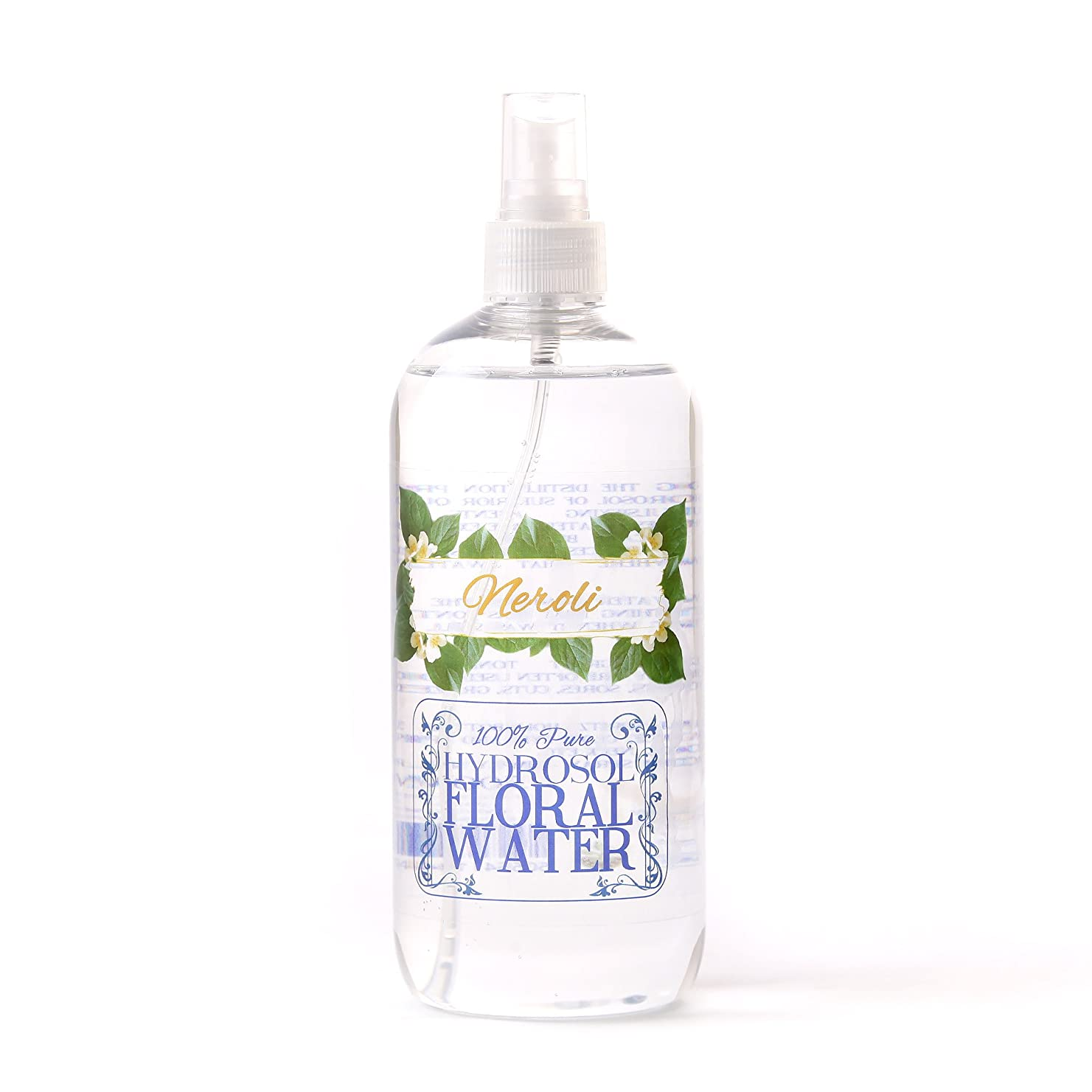 言い聞かせる促すアークNeroli Hydrosol Floral Water With Spray Cap - 500ml