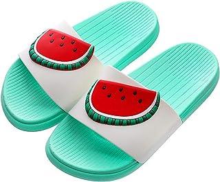 Topwolve Chanclas de Playa Zapatos de Piscina Niñas Niños Verano Suave Zapatillas Sandalias de Baño Antideslizantes