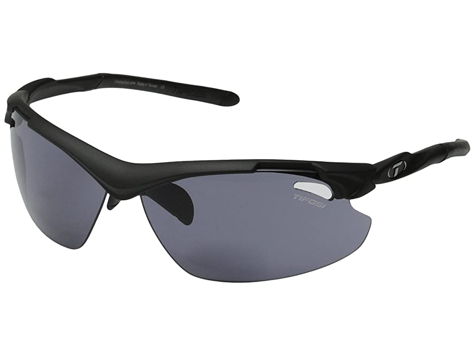 Tifosi Optics Tyranttm 2.0 Reader (Matte Black/Smoke Reader/+2.0) Athletic Performance Sport Sunglasses