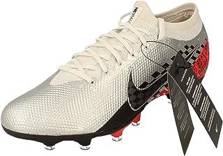 Nike Unisex Adults' Vapor 13 NJR Ag-pro Footbal Shoes, Multicolour (Chrome/Black/Red Orbit/Platinum Tint/White 006)