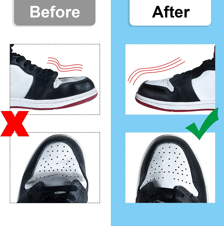Mudder 6 Paires de Protecteurs de Chaussures Anti-Plis Protège ...
