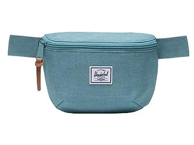 Herschel Supply Co. Fourteen (Oil Blue Crosshatch) Bags
