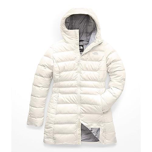 deecd7fdc444 Women s White North Face Jackets  Amazon.com
