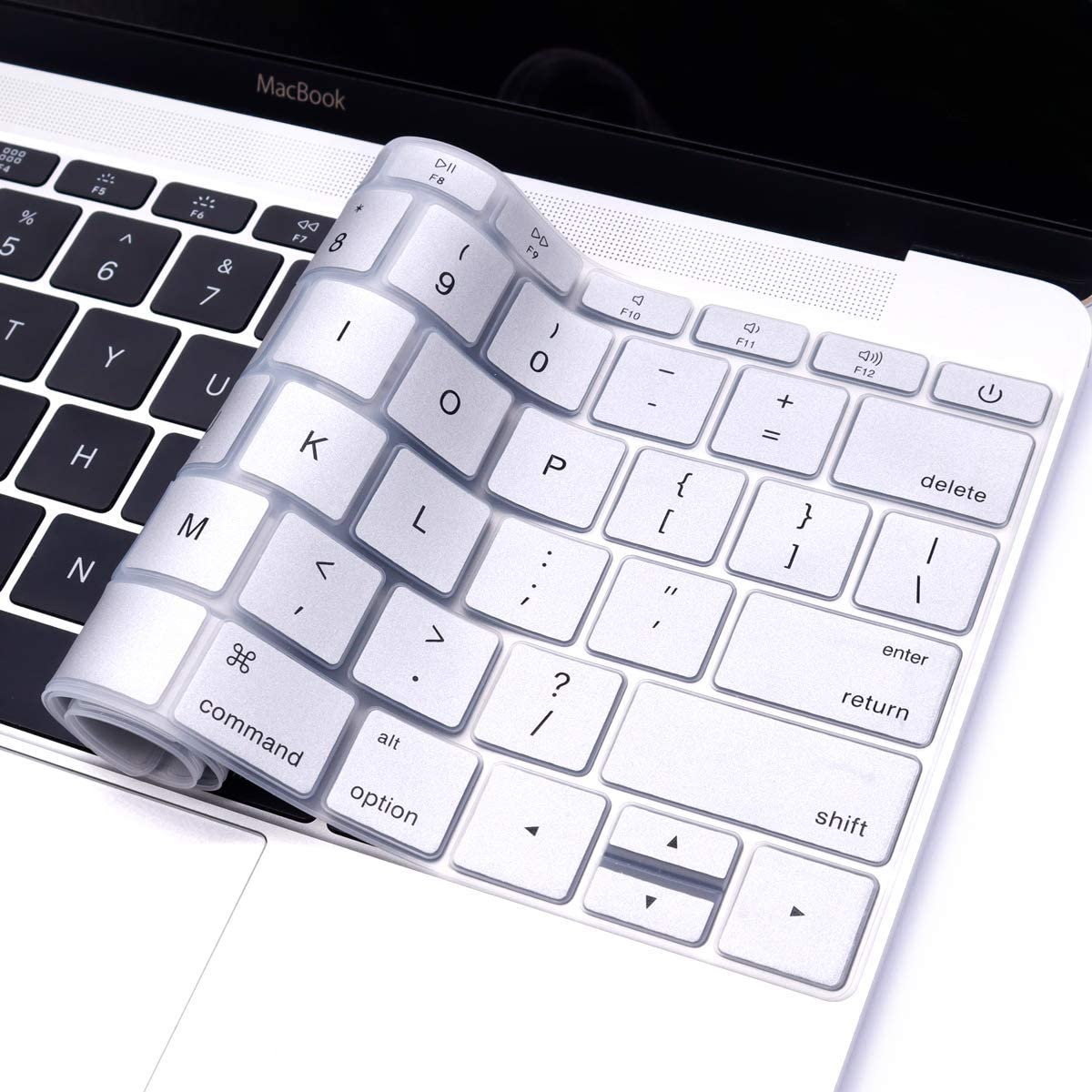 """Baconlin Color Challenge the lowest price Keyboard Cover for MacBook Pro 13"""" No Save money A1708 Touc"""