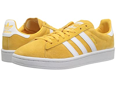 adidas Originals Campus W (Chalk Orange/White/Crystal White) Women