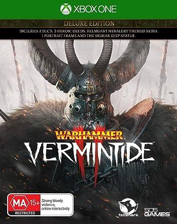 Warhammer Vermintide 2 Deluxe Edition