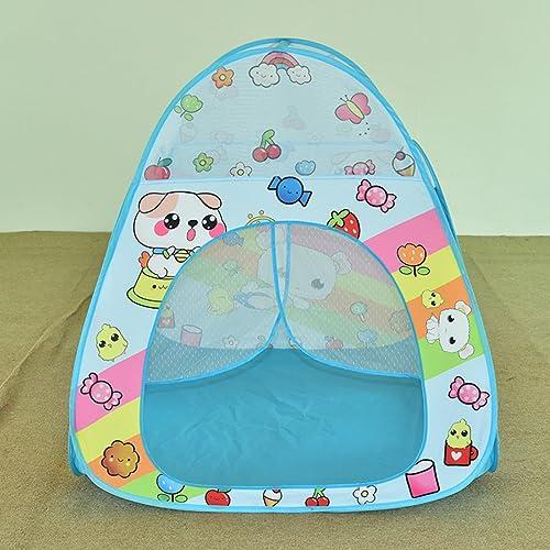 Kinder Zelt Atmungsaktiv Baby Spielhaus Baby Spielzeug Lagerraum