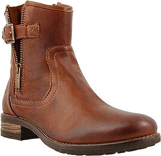 Taos Footwear Women's Convoy Leather Boot