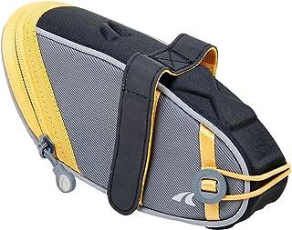 Detours Wedgie Seat Bag - Large (Gray/Orange)