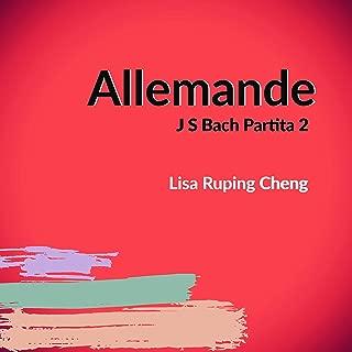 Bach: Allemande Partita No. 2 in C Minor, BWV 826