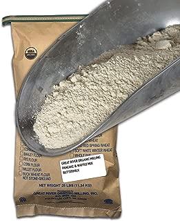 Great River Organic Milling, Pancake Mix, Buttermilk, Organic, 25-Pounds (Pack of 1)