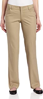 Dickies Women's Relaxed Straight Stretch Twill Pant - Petite/Long
