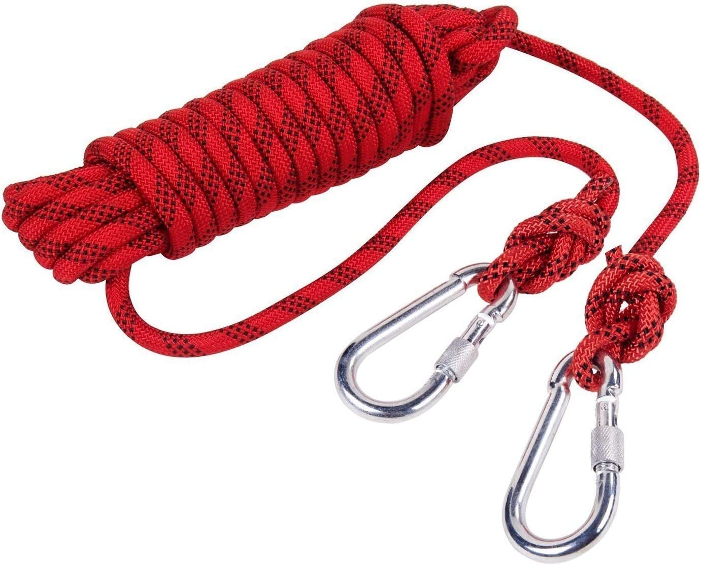 Cuerda de alpinismo 10 mm de carga 1800 kg 10M / 20M / 30M ...