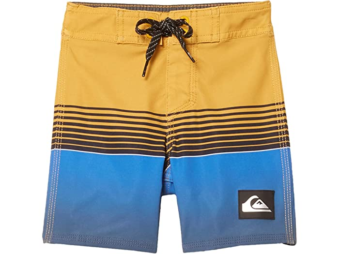Quiksilver Boys Little Highline Slab 14 Boardshort Swim Trunk