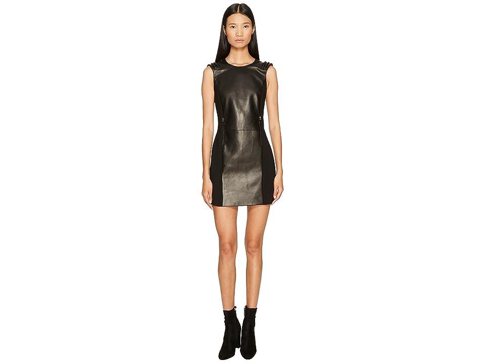 Neil Barrett Sleeveless Dress (Black) Women