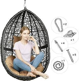egg swing garden chair