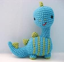 Dinosaur Crochet Amigurumi Pattern
