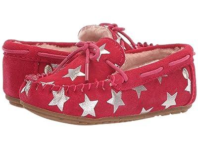 EMU Australia Kids Amity Star (Toddler/Little Kid/Big Kid) (Fuchsia) Girls Shoes