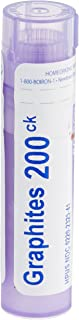 Boiron Graphites 200CK, 80 Pellets, Homeopathic Medicine for Scars