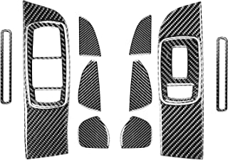 10PCS Stickers Set for Car Windows Left Hand Drive Replacement for Dodge Challenger 2015-2020