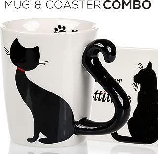 cat mug gift