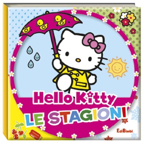 Le stagioni. Hello Kitty. Ediz. illustrata