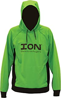 ION Unisex Performance Hoodie, Green, X-Large
