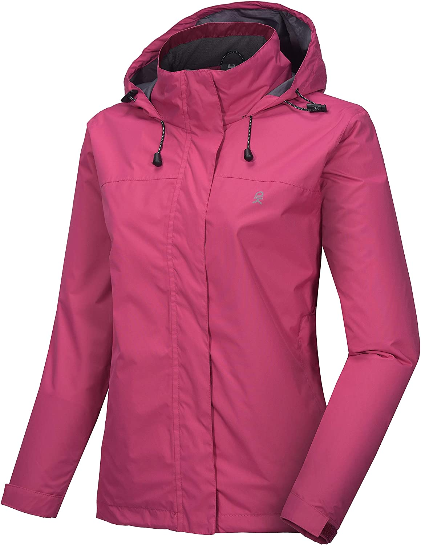 Little Donkey Andy Women's Max 55% OFF Free shipping Lightweig Jacket Rain Waterproof