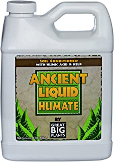 humic and fulvic acid for plants