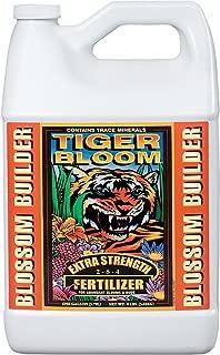 Fox Farm 791090255653 FX14020 1-Gallon Tiger Bloom Fertilizer 2-8-4, White
