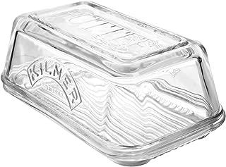 KILNER(キルナー) バターケース クリア 幅17×奥行10.5×高さ7.5cm 38-2095-00