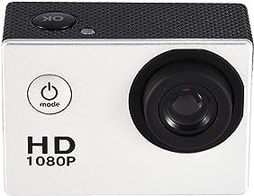 Mini DV Cámara de Deportes,Cámara de acción 4K WiFi Impermeable 30m Cámara de Video de Deportes al Aire Libre DV 1080P Ful...