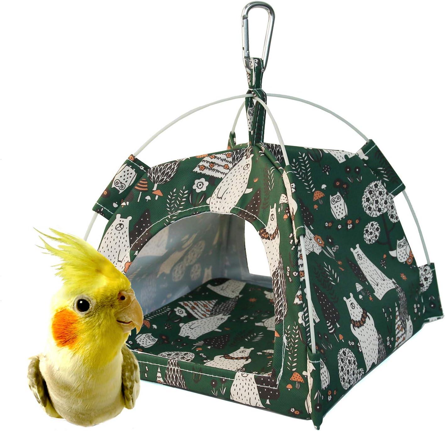 Mydays Superlatite Bird Nest House Bed Manufacturer direct delivery Cave Parrot Hamster Hanging Habitat