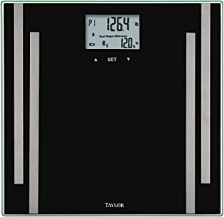 Taylor Bluetooth Smart Scale, Black