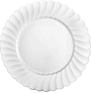 Plastic Plates- 7.5"