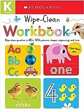 Wipe Clean Workbooks: Kindergarten