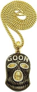 Best goon mask pendant Reviews